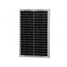 Panel Solar 12Vdc 20W 1,14Amp medidas 505x353x25mm