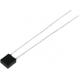 Fusible Termico 125ºC en caja aislante medidas 6x6,5x2,8mm