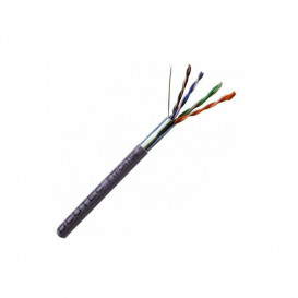 Bobina 305m Cable FTP Cat5e Rigido CU COBRE LSHZ