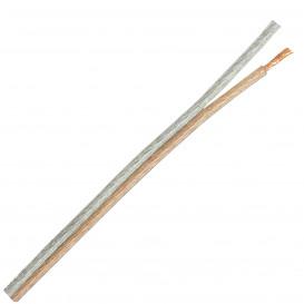 Bobina 100m Cable Paralelo 2x1,5mm TRANSPAREN OFC