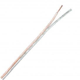 Bobina 100m Cable Paralelo 2x0,50mm TRANSPAREN OFC