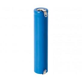Bateria 3,7V 1100mA Litio S/cto Control ICR14650