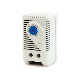 Termostato RACK 19in Carril DIN de 0 a 60ºC LUFT A97713