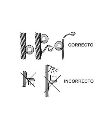 Interruptor Fotoelectrico 15A