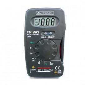 Multimetro Digital Basico PROMAX