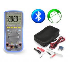 Multimetro Digital Bluetooth Automatico PROMAX