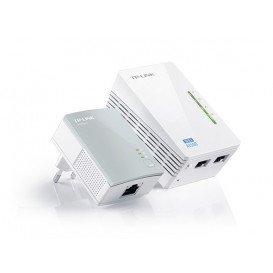 PLC Pareja Adaptadores 300M WIFI TP-LINK