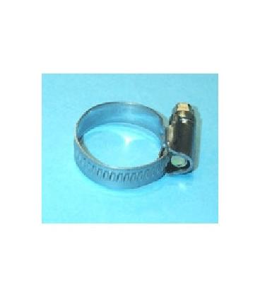 Abrazadera Zinc 16x27mm universal