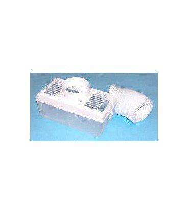 Condensador Vapor Agua para secadora, Universal