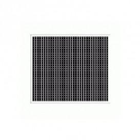 CP7 Placa Pista Continua Baquelita 2,54 90x155mm