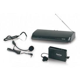 Microfono Inalambrico Diadema VHF