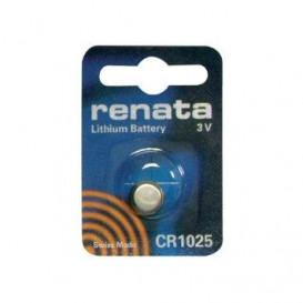 CR1025 Pila Litio 3V RENATA