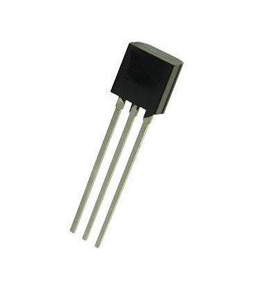 Transistor NPN 180V 600mA 350mW TO92 2N5551