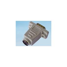 B44271 Adaptador SubD9H-MiniDin6H PS/2