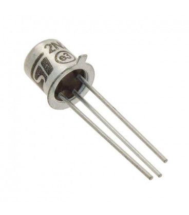Transistor Metal NPN 40V 0,8A TO18 2N2222A