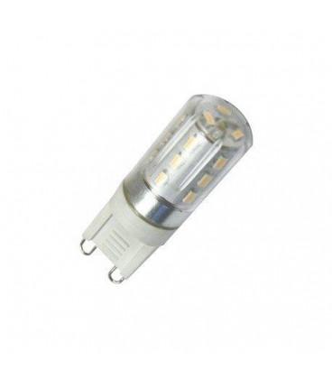 Bombilla LED G9 3,5W 230V 49x15mm 3000K