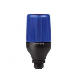 Baliza LED E27 AZUL INTERMITENTE 110Vac