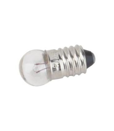 Bombilla Filamento E10 4,8V 0,3A