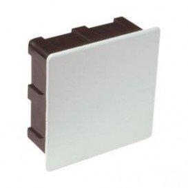 Caja Empotrar Cuadrada 100x100x50mm