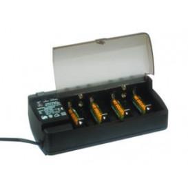 Cargador Baterias AA AAA C D 9V Universal