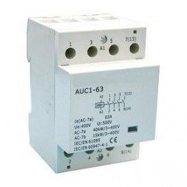Contactor 63Amp 230V 4 cto. abierto 380V