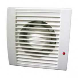 Extractor Aire 15W 230V 156x156x79mm Blanco 46db