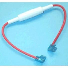 FUSIBLE MICROONDAS Con Portafusible 0,75A 5KV.