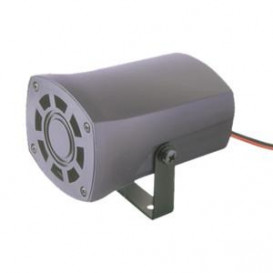 Sirena Piezoelectrica Bitonal de 6V a 12V 110dB