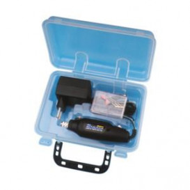 Taladro con Alimentador 220V y maletin 130x35mm