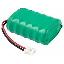 Pack Baterias 7,2V 150mA NiMh GB160X6