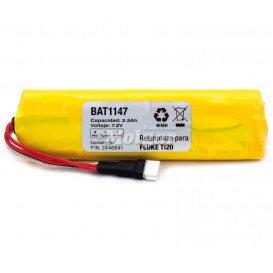 Bateria 7,2V 2500Ma AAx6 NiMh