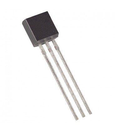 Transistor PLASTICO NPN 75V 800mA TO92 2N2222