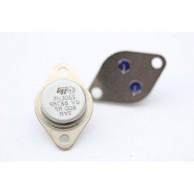 Transistor NPN 60V 115W 15Amp TO3 2N3055 STM