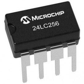 24LC256 Circuito Integrado 32Kx8bit 8pin