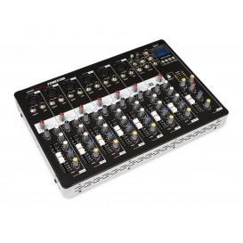 Mezclador 8 Canales con USB/MP3 FONESTAR