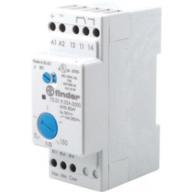 Control Nivel Liquidos FINDER 24Vdc 1 Cto Conmutado 72019024.000