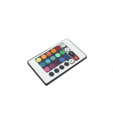 Controlador Tira LED RGB 72W C/Mando para 243001