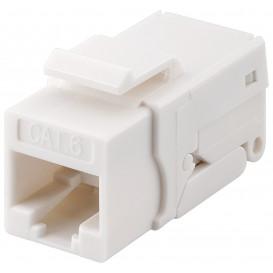 Base RJ45 Hembra Cat6 UTP sin herramienta