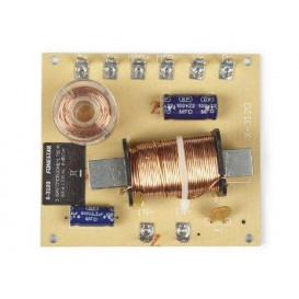 Filtro PASIVO 3Vias 150W 8ohm 800hz 5000Hz