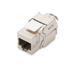Base RJ45 Hembra Cat6 FTP
