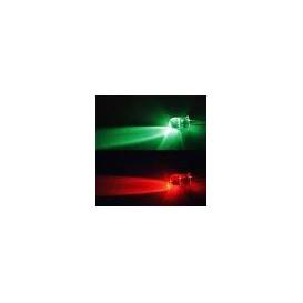 Diodo LED 5mm INTERMITENTE ROJO/VERDE 3-5V