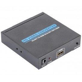 Conversor EUROCONECTOR a HDMI Alimentacion 5V