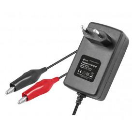 Cargador Bateria PLOMO 6V-12V 500mA