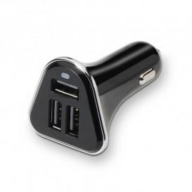 Cargador USB MECHERO a 5Vdc 5,2A AI TECH