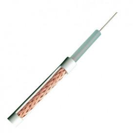 Bobina 300m Cable RG59 BLANCO