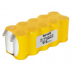 Bateria 12V 2000mA NiCd SCx10 Flasco