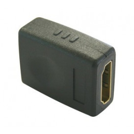 Adaptador HDMI hembra a HDMI hembra DCU