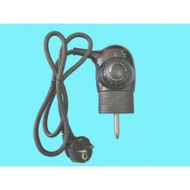 Cable con Conector y enchufe para Plancha Jata