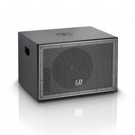 Subwoofer 10in 360W Activo SUB10A LD