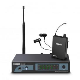 Sistema de Monitoraje Inalambrico In-Ear 863,7Mhz
